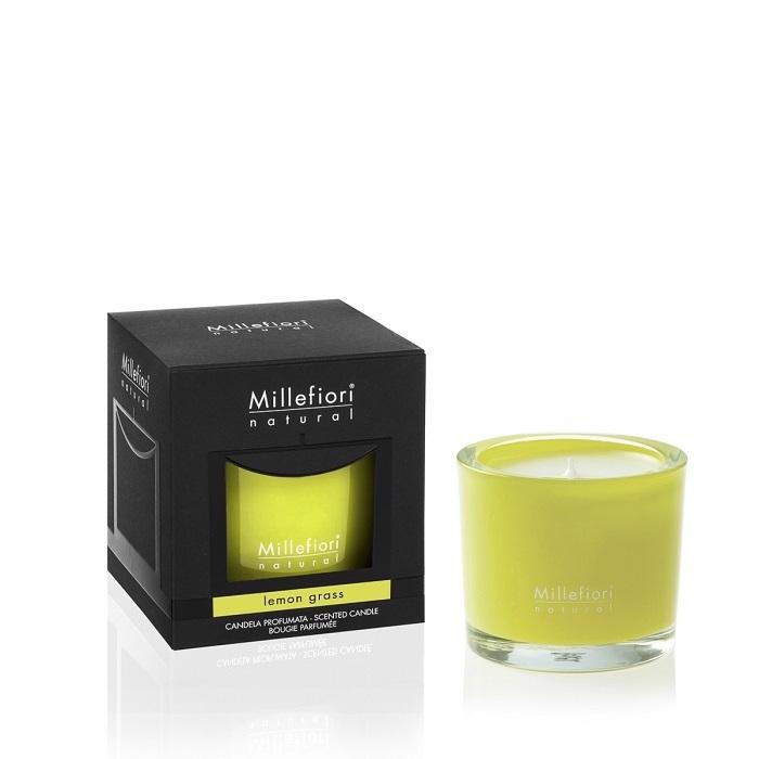 Millefiori Naturals Candle Lemon Grass