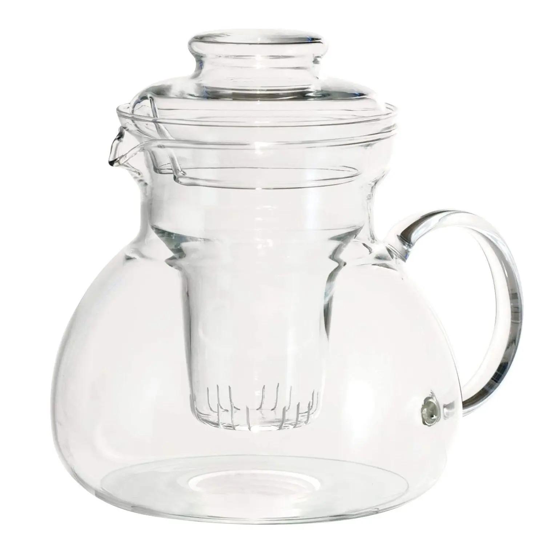 Simax Glass Tea Jug 1.5L