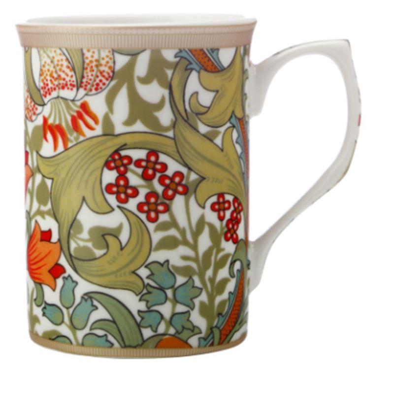 Maxwell Williams Golden Lily Mug 300ml