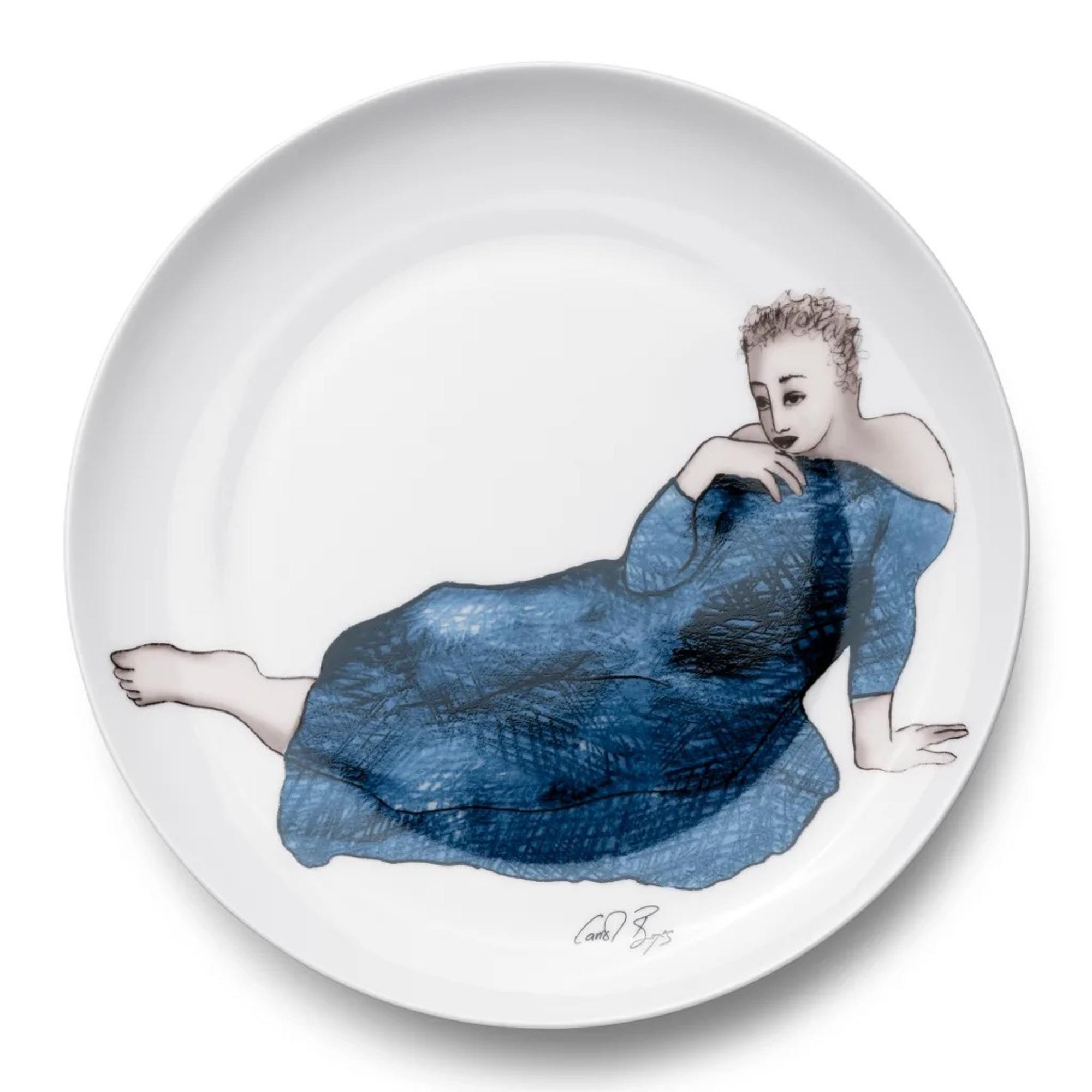 Carrol Boyes Dinner Plate Enticing Set of 4