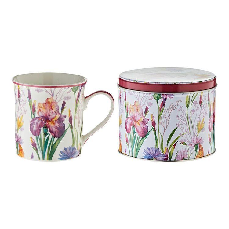 Casa Domani Chelsea Gardens Iris Mug 300ml