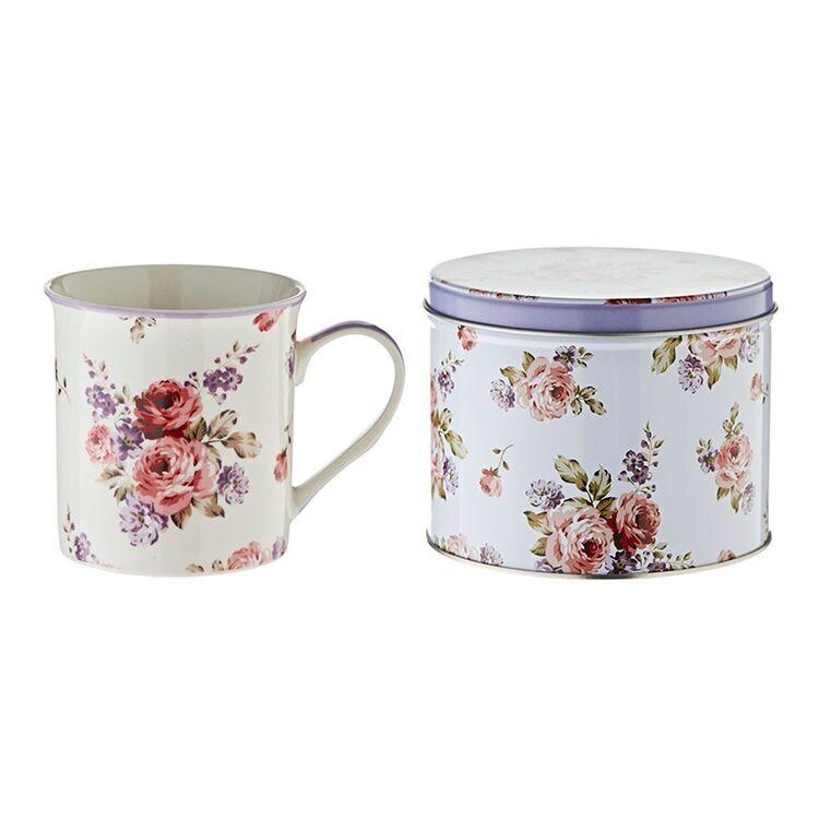 Casa Domani Chelsea Gardens Cottage Rose Mug