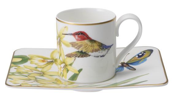 Amazonia Espresso Cup & Saucer 80ml