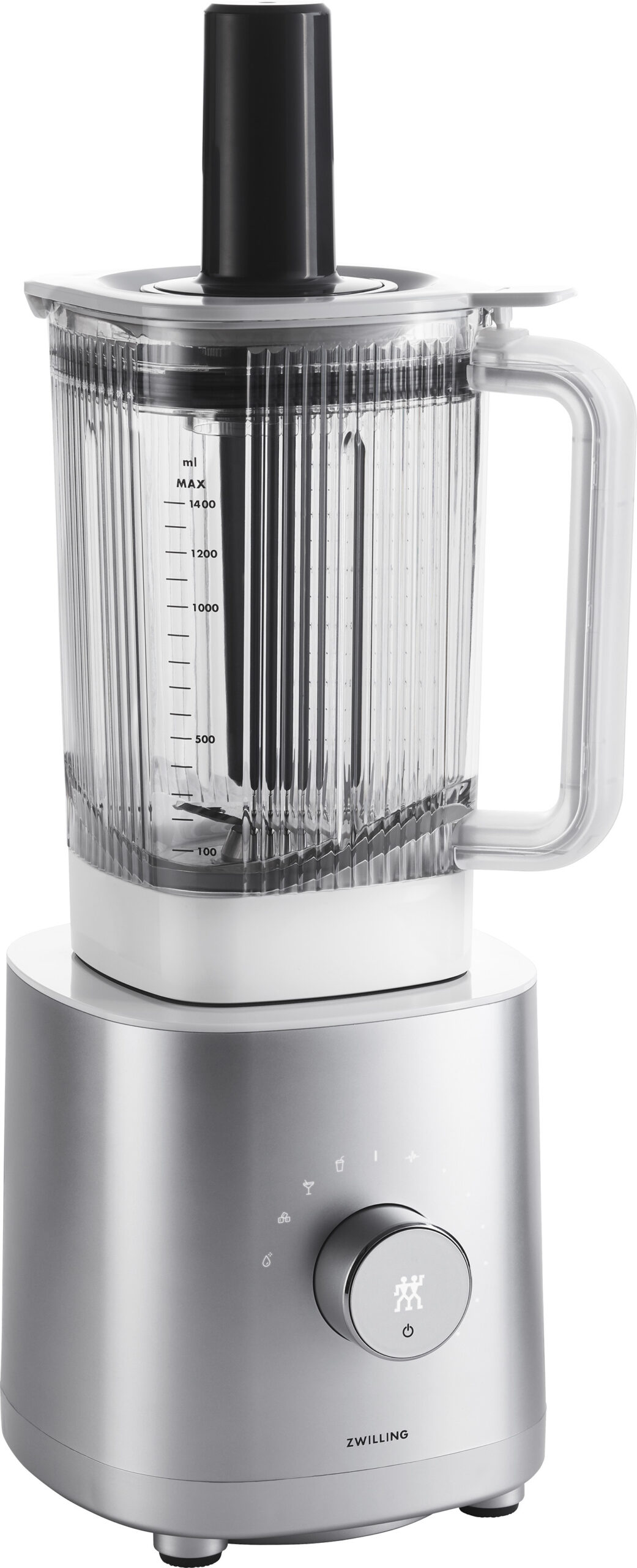 Zwilling Table Blender Silver