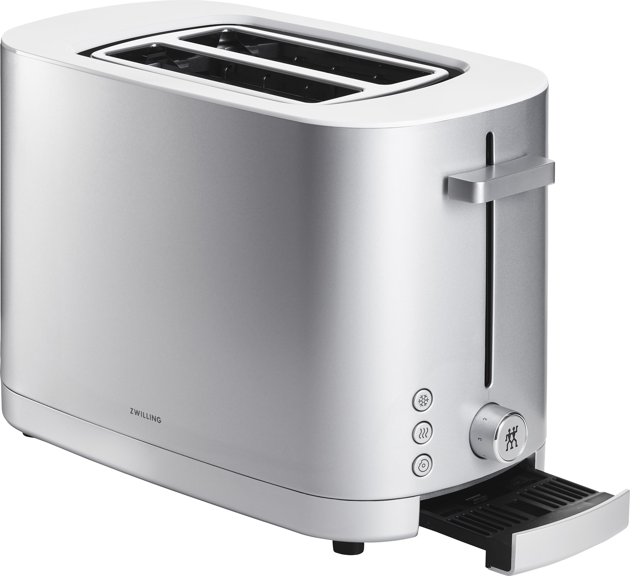 Zwilling Toaster 2 Slots Silver