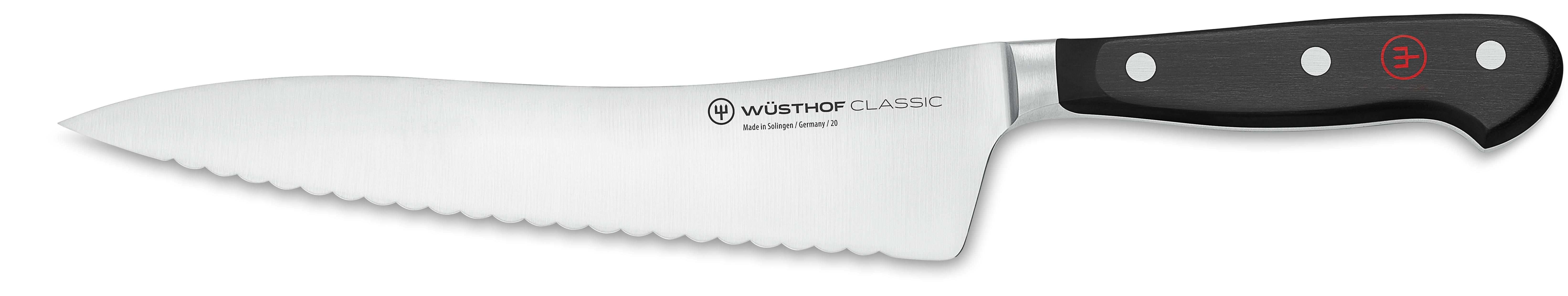 Wusthof Classic Wavy Bread Knife