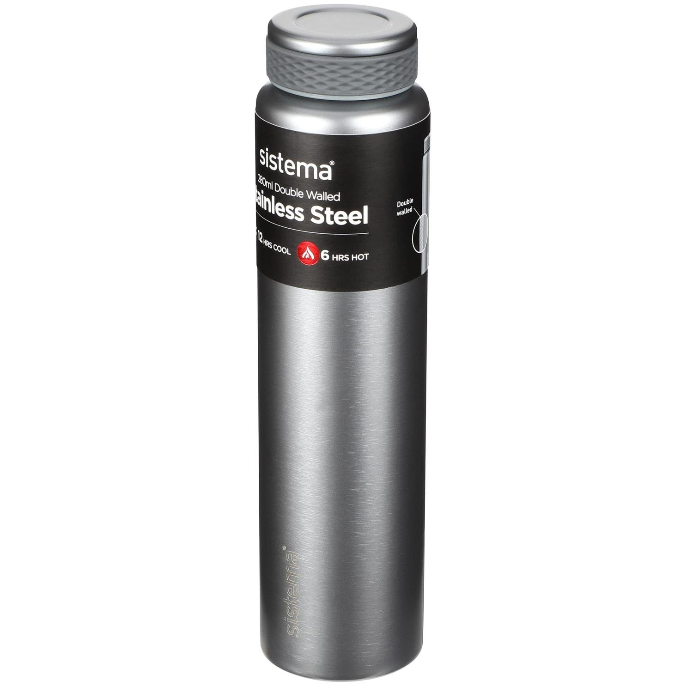 Sistema Stainless Steel Bottle Chic 600ml