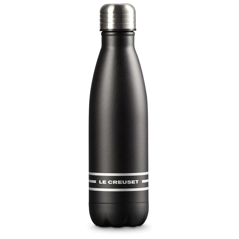 Hydration Bottle Stainless Steel 500ml Matte Black