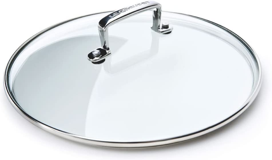 Toughened Shallow Domed Lid 24cm for Pan