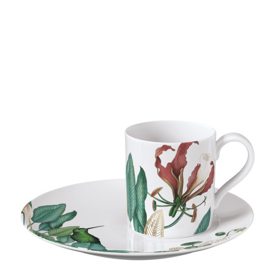 Avarua Coffee Cup & Saucer 2 Piece 230ml