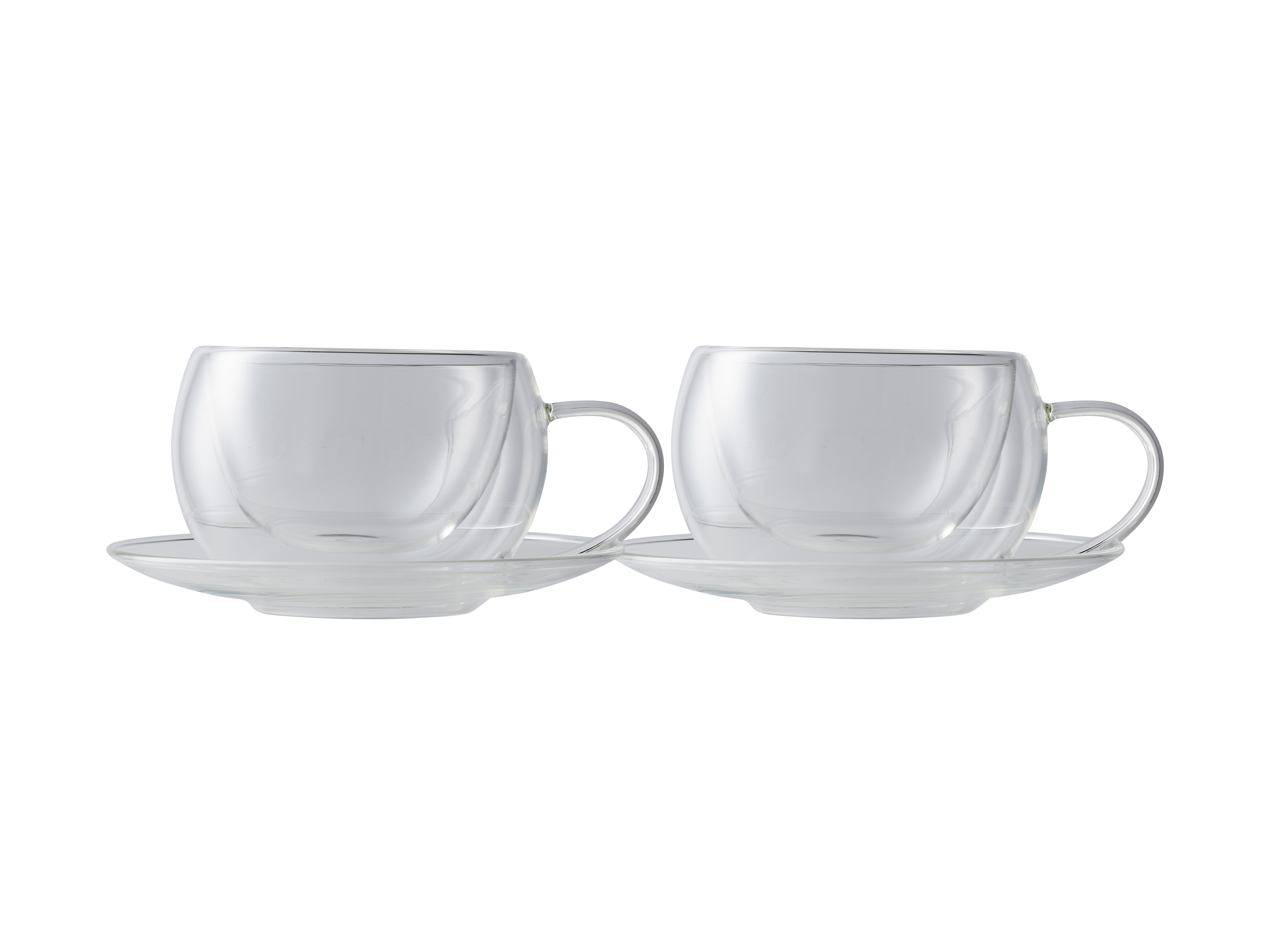 Maxwell Williams Double Walled Cup&Saucer 270ml