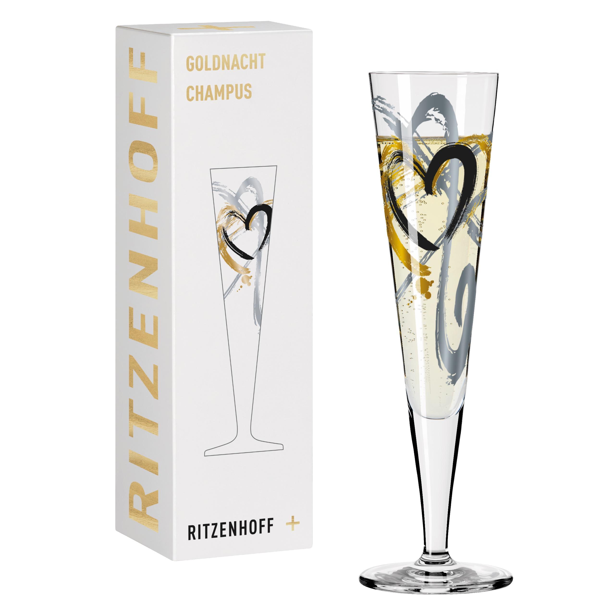 Ritzenhoff Goldnight Champagne Marutschke