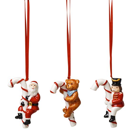Nostalgic Ornaments Candy Cane Set of 3