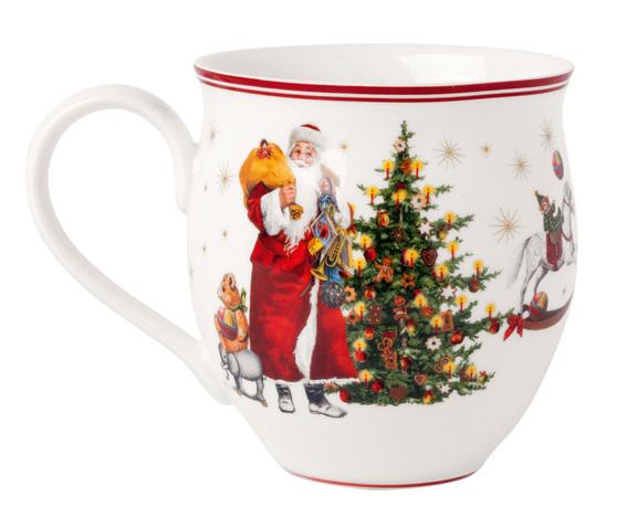 Toy's Delight Mug Santa