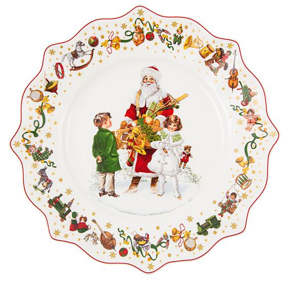 Annual Christmas Edition 2021 Plate